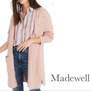 Madewell Kent Cardigan Long Sweater NWT $98
